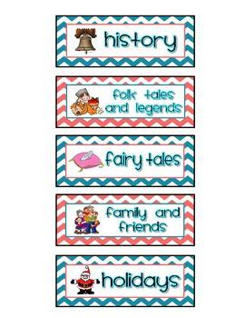 printable genre labels for classroom library powers of 10 math face off 5 nbt 2 classroom library