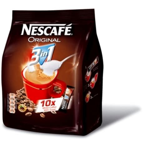 Ready Stock Backpack Lucu 3in1 nescafe 3 in 1 bag