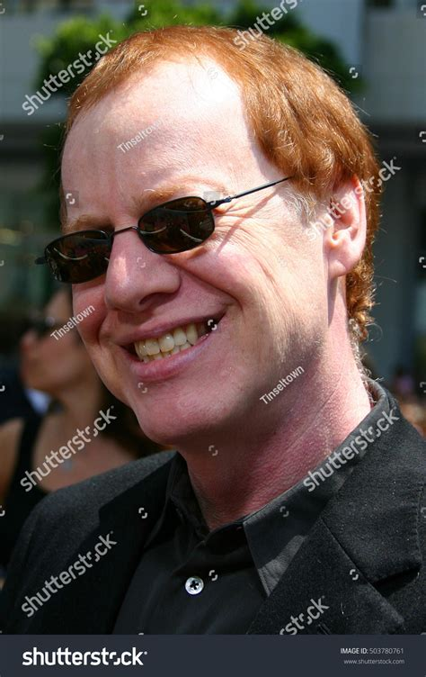 danny elfman charlie and the chocolate factory danny elfman los angeles premiere charlie stock photo
