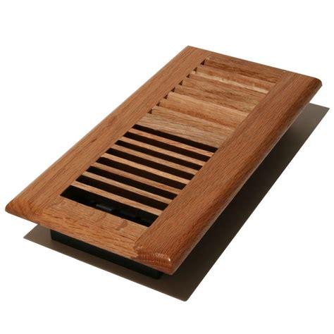 floor register natural oak wl   home depot