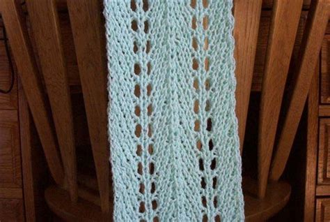 knit chevron pattern loom scarf pattern 171 design patterns