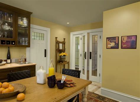 ideas  yellow kitchen paint  pinterest