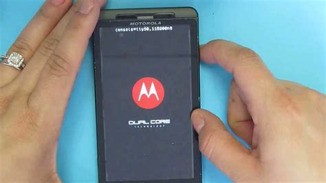 hard reset motorola droid  mb verizon youtube