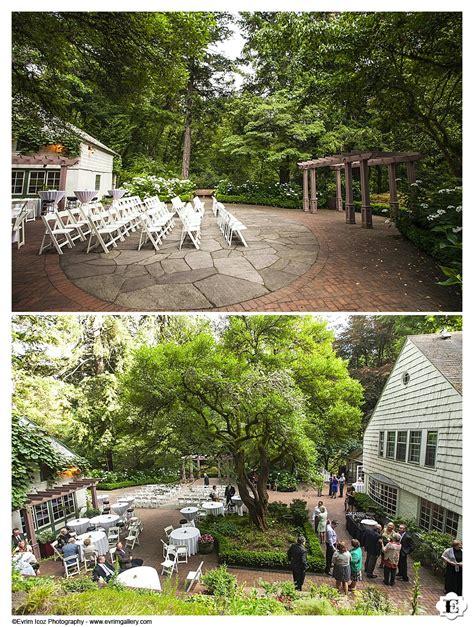 Leach Botanical Gardens Wedding Leach Botanical Garden