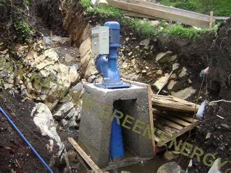 Generator Pompa Air Mini water turbine generator micro hydro power pelton francis