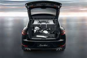 Porsche Macan Trunk Space But Will Golf Clubs Fit In The Back Page 3 Rennlist