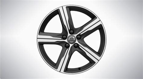 spoke matt black diamond cut alloy wheel