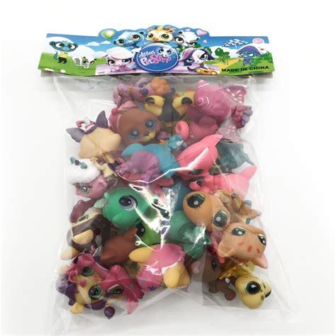 Souvenir Back Pack Kidstas Ransel 31 bag 31pcs bag pet shop lps toys animal cat figures collection