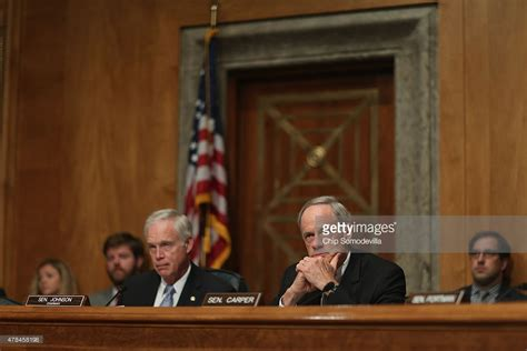 Senate Office Of Records Senate Homeland Security And Governmental Affairs Committee Chairman Johnson R Wi