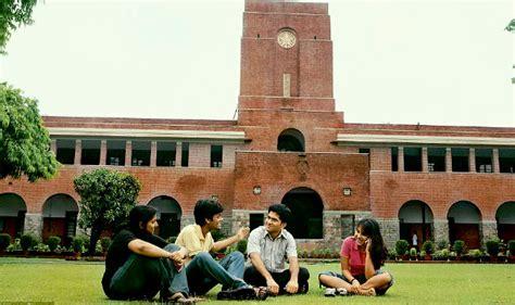 Delhi School Of Economics Mba Cut by Delhi Cut 2016 Ramjas College At 99 25 Per