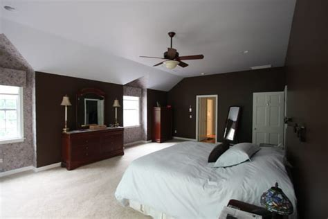 Bedroom L Height by Master Bedroom Suite Elevated Ceiling Height Bump Out