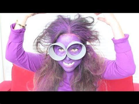 imagenes de minions violetas diy disfraz de minions youtube