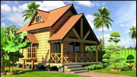 5 desain rumah kayu minimalis bernuansa klasik yukbisnisproperti org