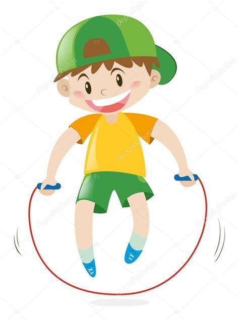 imagenes niños saltando la cuerda ni 241 o saltando cuerda archivo im 225 genes vectoriales