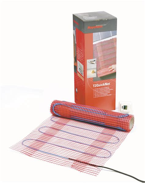 Heating Mat by 1 5m2 90w Underfloor Heating Mat Heat Matters