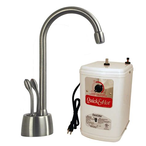 Water Dispenser Faucet Stainless Steel by Westbrass Develosah 2 Handle Instant Cold Water
