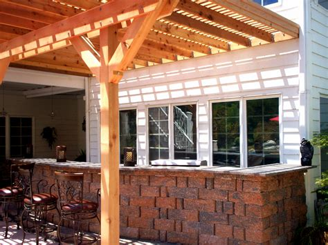 Patio Pergola Ideas Shade Pergola Designs St Louis Decks Screened Porches