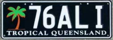 Car Licence Types Qld by Vehicle Registration Plates Of Australia