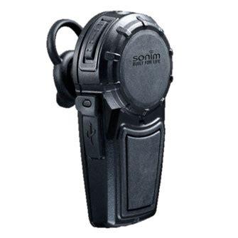 rugged bluetooth headset sonim rugged bt ptt headset bt 101