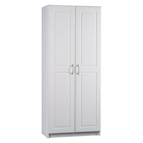Pantry White by White Pantry Cabinet Bukit