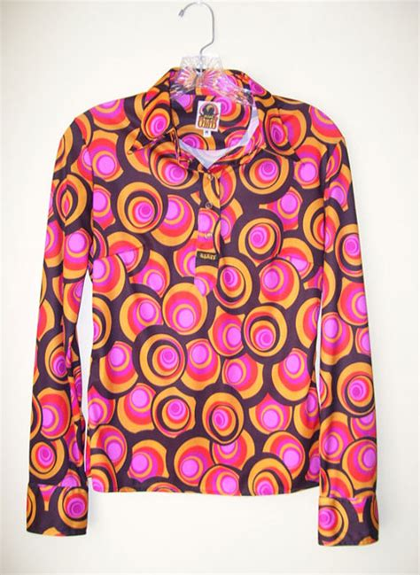 Psychedelic Ls by Miss Sixty Psychedelic Top Hippie Couture