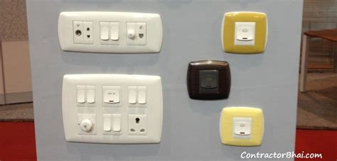 modular switches india contractorbhai