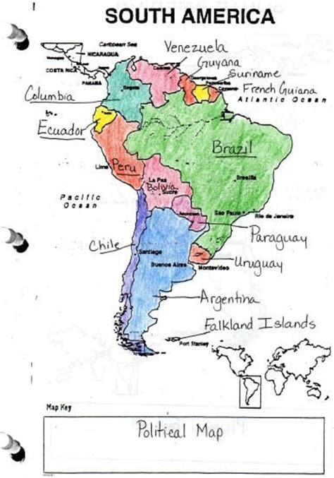 south america physical features map blank maps ch 10 south america political map jpg 385 215 550