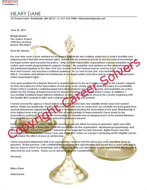 Cover Letter Executive Marketing Director by Cover Letter Sle Executive Director Career Solvers