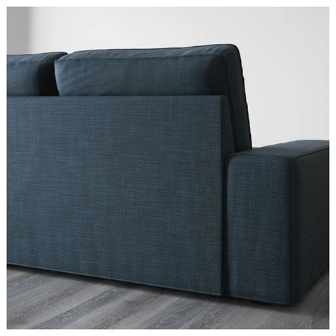 kivik two seat sofa kivik two seat sofa hillared dark blue ikea