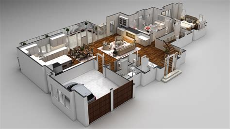 3d floor planner 3d floor plans cartoblue