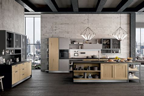 home cucina cucina con isola dal design contemporaneo cucine