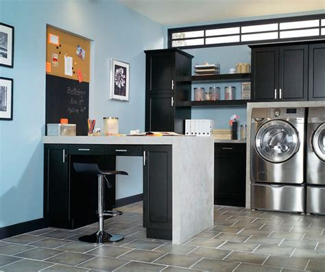 where to buy laundry room cabinets laundry room cabinets in black kitchen craft cabinetry