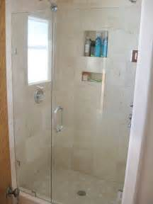 glass shower door shower doors michael s glass company