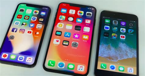 Lcd Iphone 6 2018 reports apple to launch lcd iphone with metal back plus two oled models in 2018 siliconangle