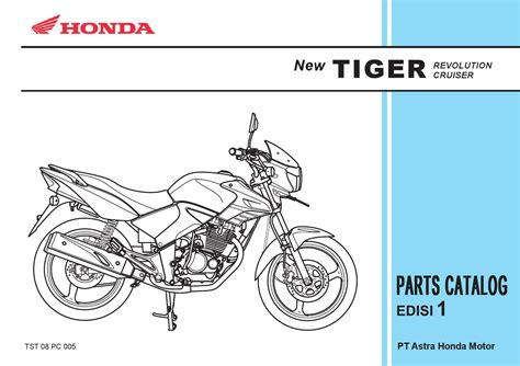 wiring diagram honda tiger revo wiring diagram with