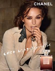 Keira Knightley Is The New Of Coco Mademoiselle by Keira Knightley Chanel Coco Mademoiselle Perfume Caign