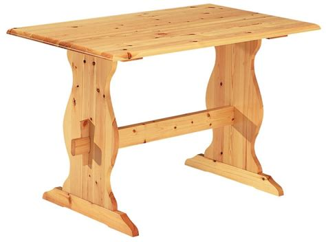 table cuisine pin massif les tables de cuisine de votre discounteur affaires meuble