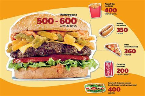 alimento meno calorico c 225 psulas asi sucede los alimentos que comes y sus calor 237 as