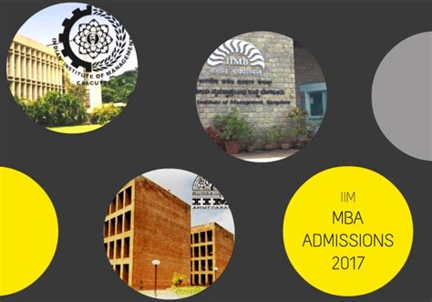 Iim Mba Entrance by Criteria For Iims Mba Admission For 2017 2018
