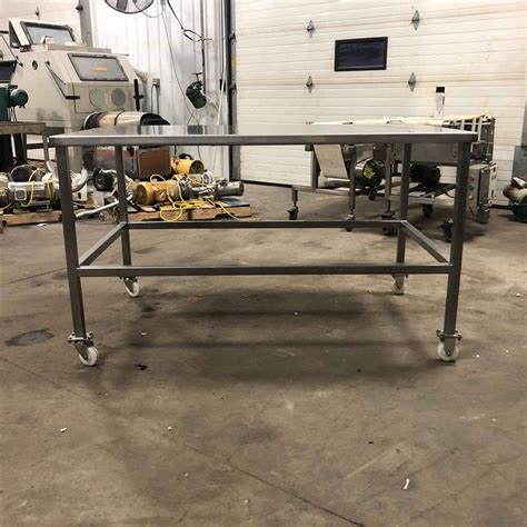 stainless steel table sale