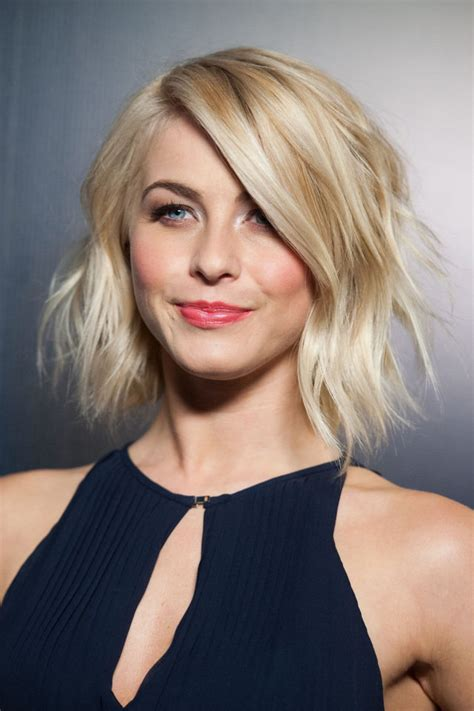 bob haircuts julianne hough would you go for a bob haircut