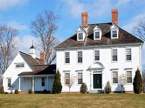 colonial revival house plans federal colonial style house plans greek revival house
