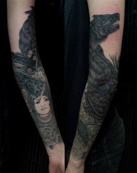 1001 unterarm tattoo ideen bilder und video