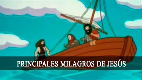 imagenes de dios un milagro principales milagros de jes 250 s en dibujos animados para