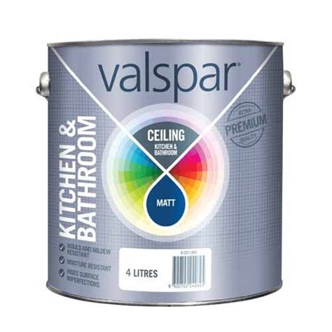 kitchen ceiling paint sheen valspar kitchen bathroom ceiling matt low sheen paints