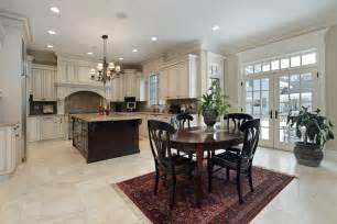Oversized Kitchen Islands 124 Custom Luxury Kitchen Designs Part 1