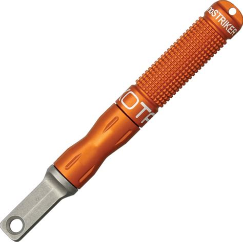 exotac starter exotac nano striker starter steel xl nanostriker
