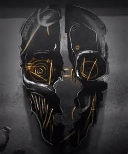Dishonored Mask Dishonored Gif Images