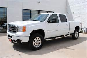 Newby Buick Gmc St George Ut 2011 Gmc 2500hd Denali For Sale In George Ut