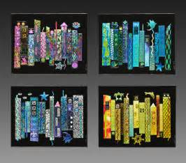Glass Tile Backsplash Ideas Bathroom art glass for sale jazz seasons dichroic fused glass 4